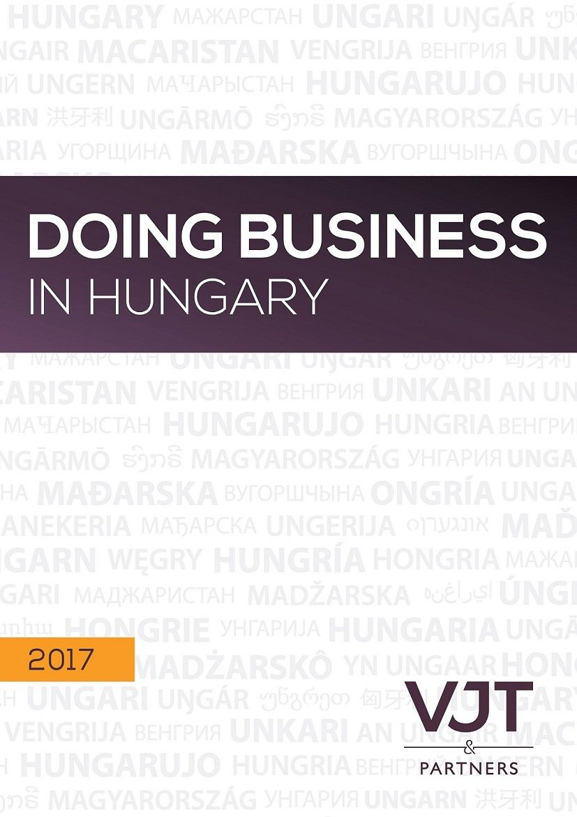 Doing Business in Hungary 20167