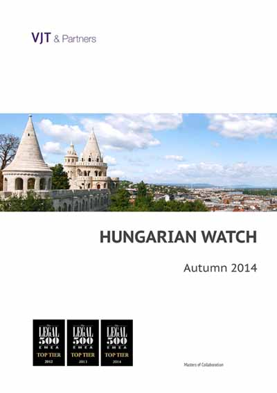 HungarianWatch Autumn 2014