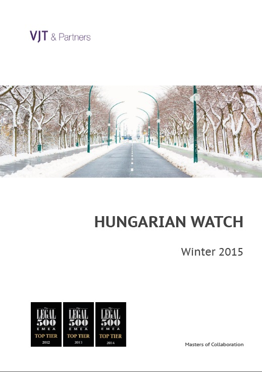 Hungarian Watch Winter 2015